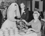Marriage of Edward Collins & Barbara Allison