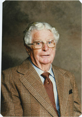 George Thompson, former Alderman of West Vancouver