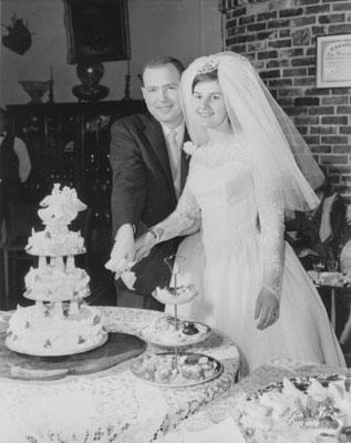 Marriage of Edward Collins & Barbara Allison