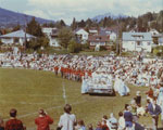 May Day Parade at Ambleside Park