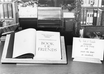 Book of Friends
