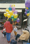 West Vancouver Memorial Library Kick off celebrations for Special Edition fund raising campaign