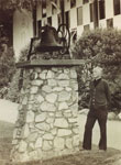Monsignor Brown, Pastor, and the church bell