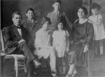 The Ray family, pioneers of St. Anthony's Roman Catholic Church