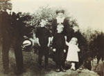 Dr. A.C. Nash & family, pioneers of St. Anthony's Roman Catholic Church