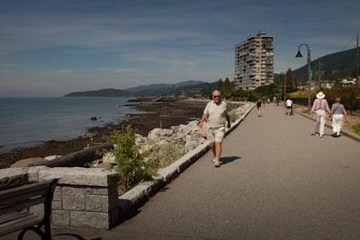 Centennial Seawalk
