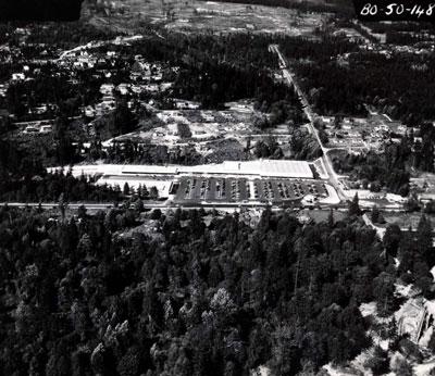 Aero Survey of Park Royal