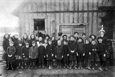 West Vancouver's First School Group
