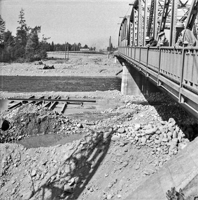 Second Bridge Construction