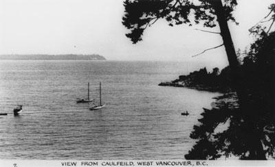 View from Caulfeild