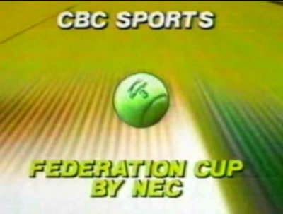 [Federation Cup, West Vancouver, Hollyburn Country Club, July 26 - August 2, 1987]