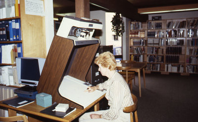 Your Library At Work