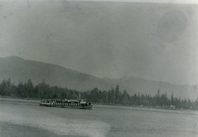 West Van Ferry