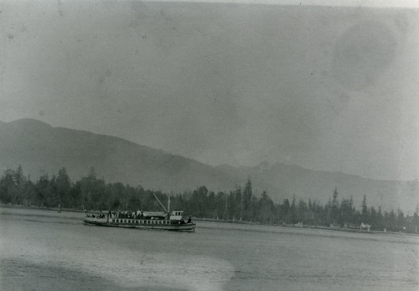 West Van Ferry