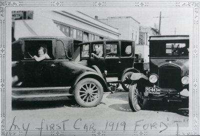 Model T Ford Sedan