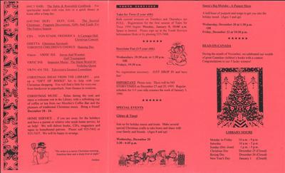 Library News, 1 Dec 1995