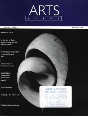 Arts Alive, April/May 1995