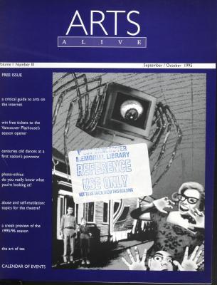Arts Alive, September/October 1995