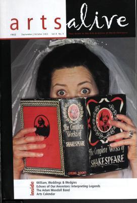 Arts Alive, September/October 2003