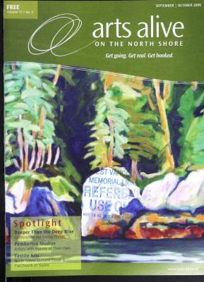 Arts Alive, September/October 2006