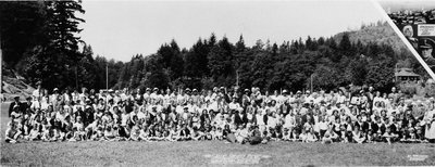 Gaelic Society Picnic, July 18, 1936