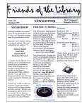 Friends of the Library Newsletter, October 1999
