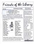 Friends of the Library Newsletter, July 2003