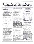 Friends of the Library Newsletter, November 2003