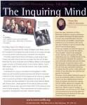 Inquiring Mind, Fall 2004