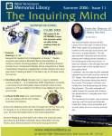 Inquiring Mind, Summer 2006