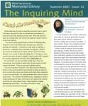 Inquiring Mind, Summer 2007