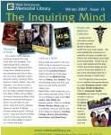 Inquiring Mind, Winter 2007