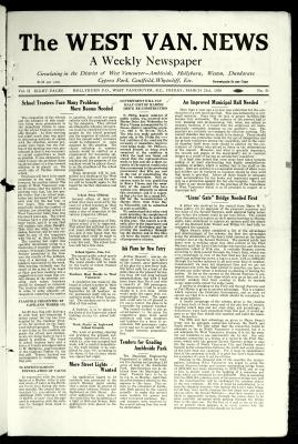 West Van. News (West Vancouver), 23 Mar 1928