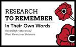 Research to Remember: In Their Own Words.