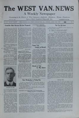 West Van. News (West Vancouver), 20 Apr 1928