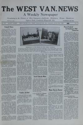 West Van. News (West Vancouver), 22 Jun 1928