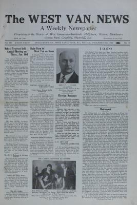 West Van. News (West Vancouver), 28 Dec 1928