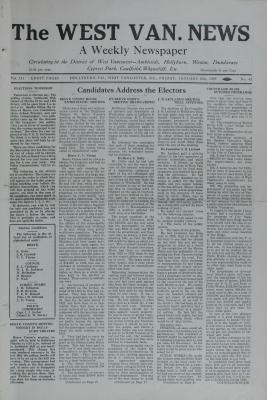 West Van. News (West Vancouver), 18 Jan 1929