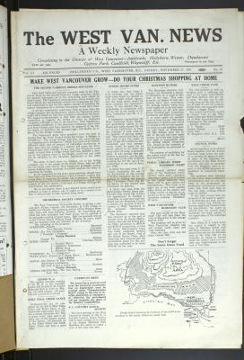 West Van. News (West Vancouver), 27 Nov 1931