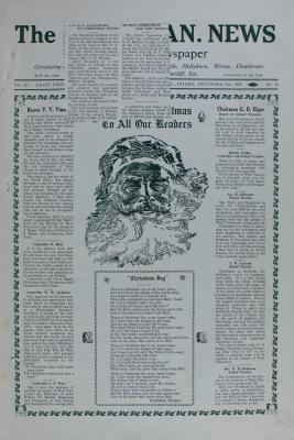 West Van. News (West Vancouver), 21 Dec 1928