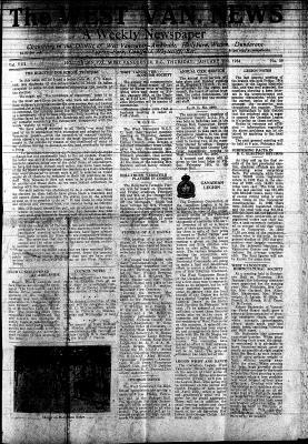 West Van. News (West Vancouver), 25 Jan 1934