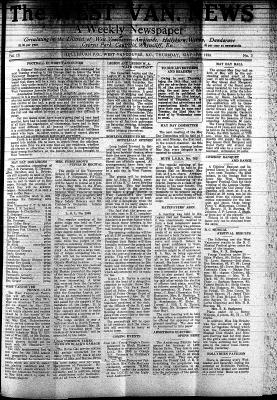 West Van. News (West Vancouver), 17 May 1934