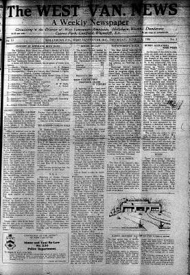 West Van. News (West Vancouver), 11 Jun 1936