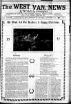 West Van. News (West Vancouver), 23 Dec 1931