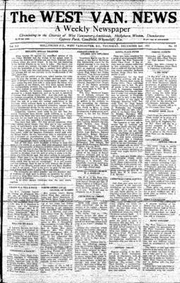 West Van. News (West Vancouver), 2 Dec 1937
