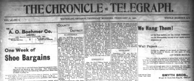 The Chronicle Telegraph