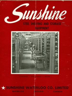 Sunshine Waterloo Company Limited Catalogue