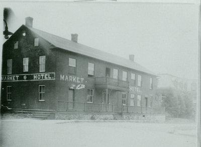 Market Hotel, Waterloo, Ontario