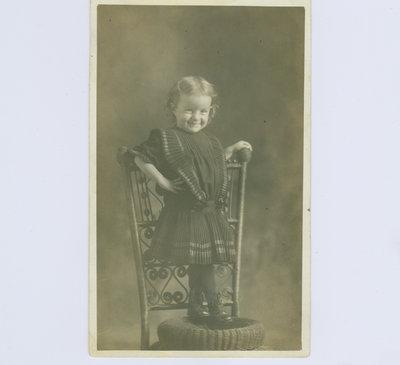 Mary Caroline Boppre Portrait