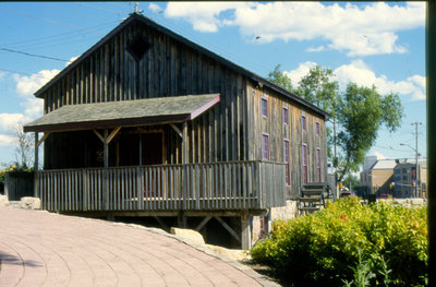 Abraham Erb's Grist Mill, Waterloo, Ontario